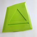 Spatule de lissage pour silicone
