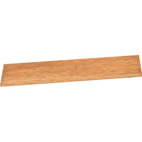 100 Cales de vitrage en bois en 2 mm