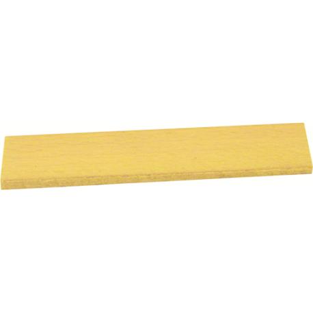 100 Cales de vitrage en bois en 5 mm