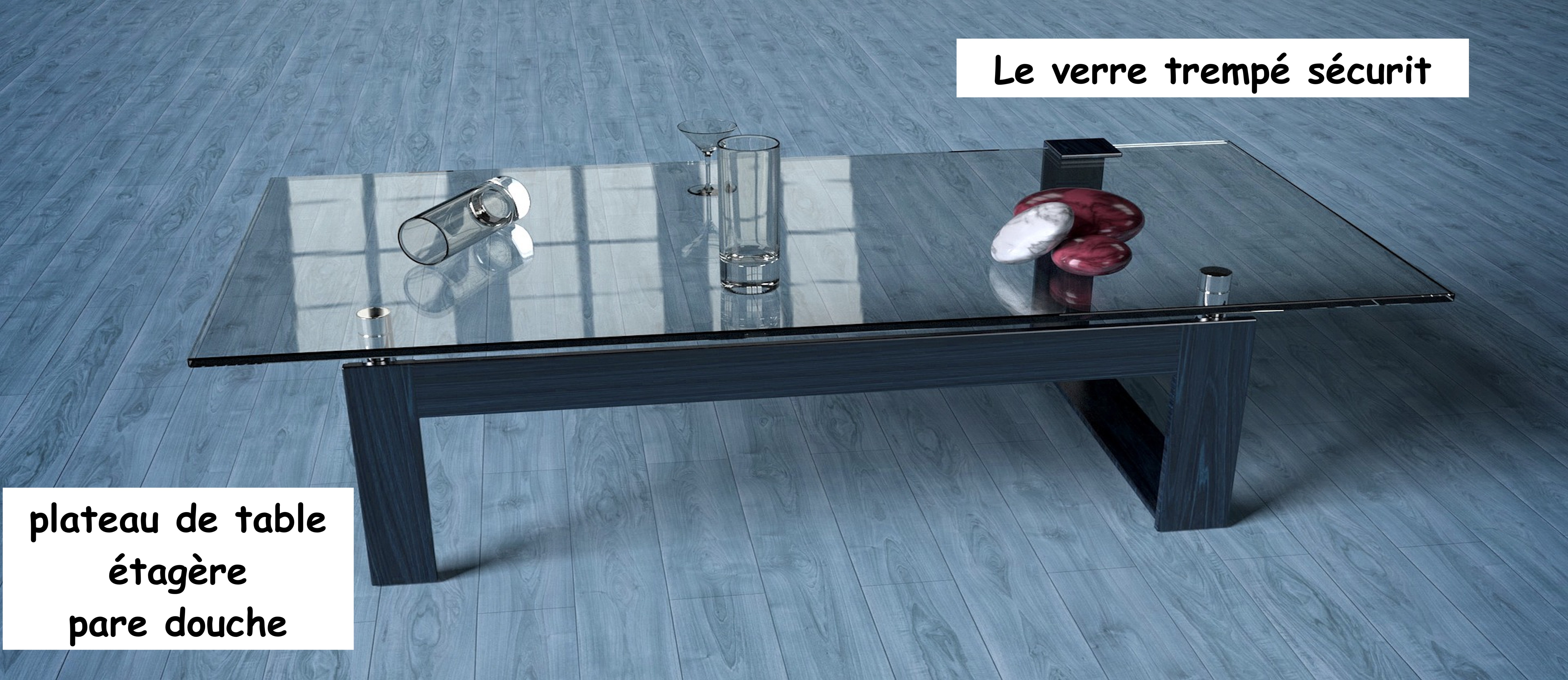 TABLE TREMPE